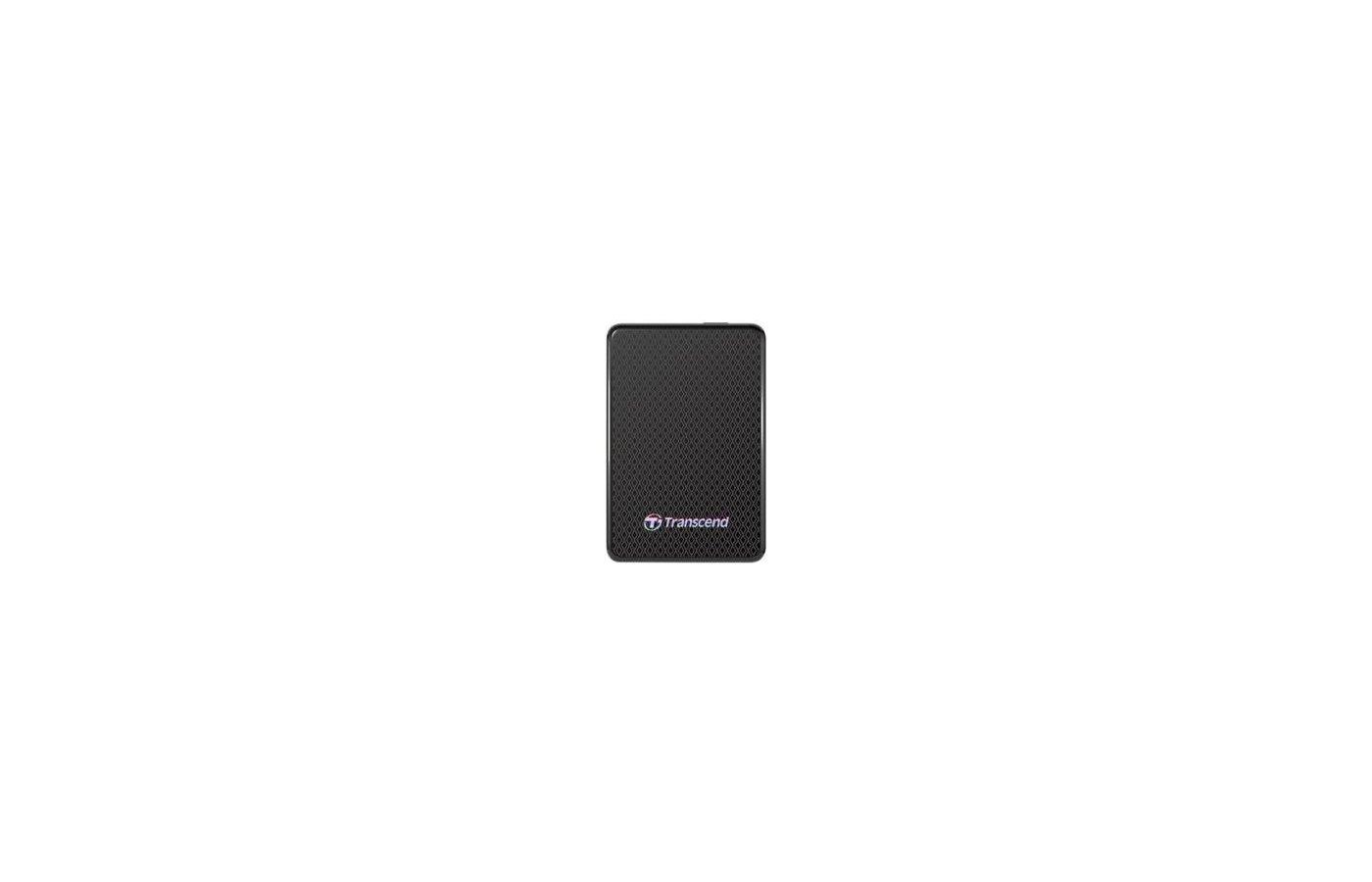 "Внешний жесткий диск Transcend TS512GESD400K 512GB, 2.5"" SSD, USB 3.0, MLC"