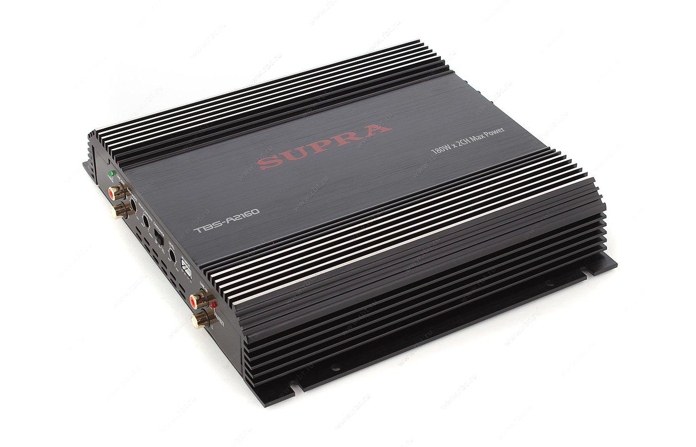 Усилитель SUPRA TBS-A2160
