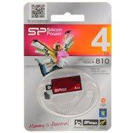 Флеш-диск Silicon Power 4Gb Helios 101 SP004GBUF2101V1N USB2.0 зеленый