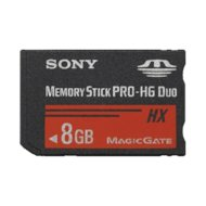 Карта пямяти SONY Memory Stick Pro Duo 8Gb (MSHX8BT)
