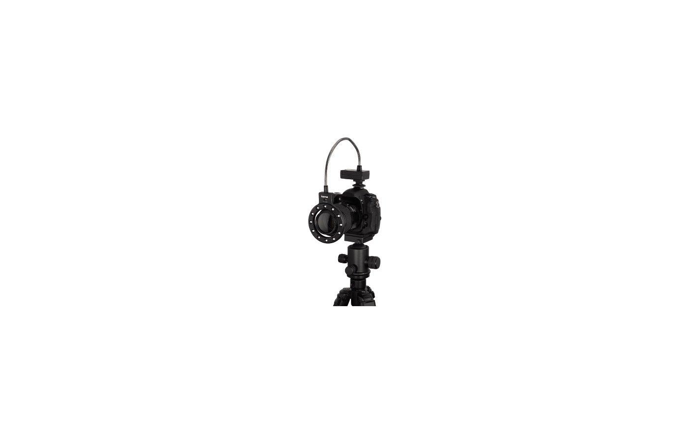 Вспышка Hama Светильник макросъемка 12 светодиодов (H-60183)