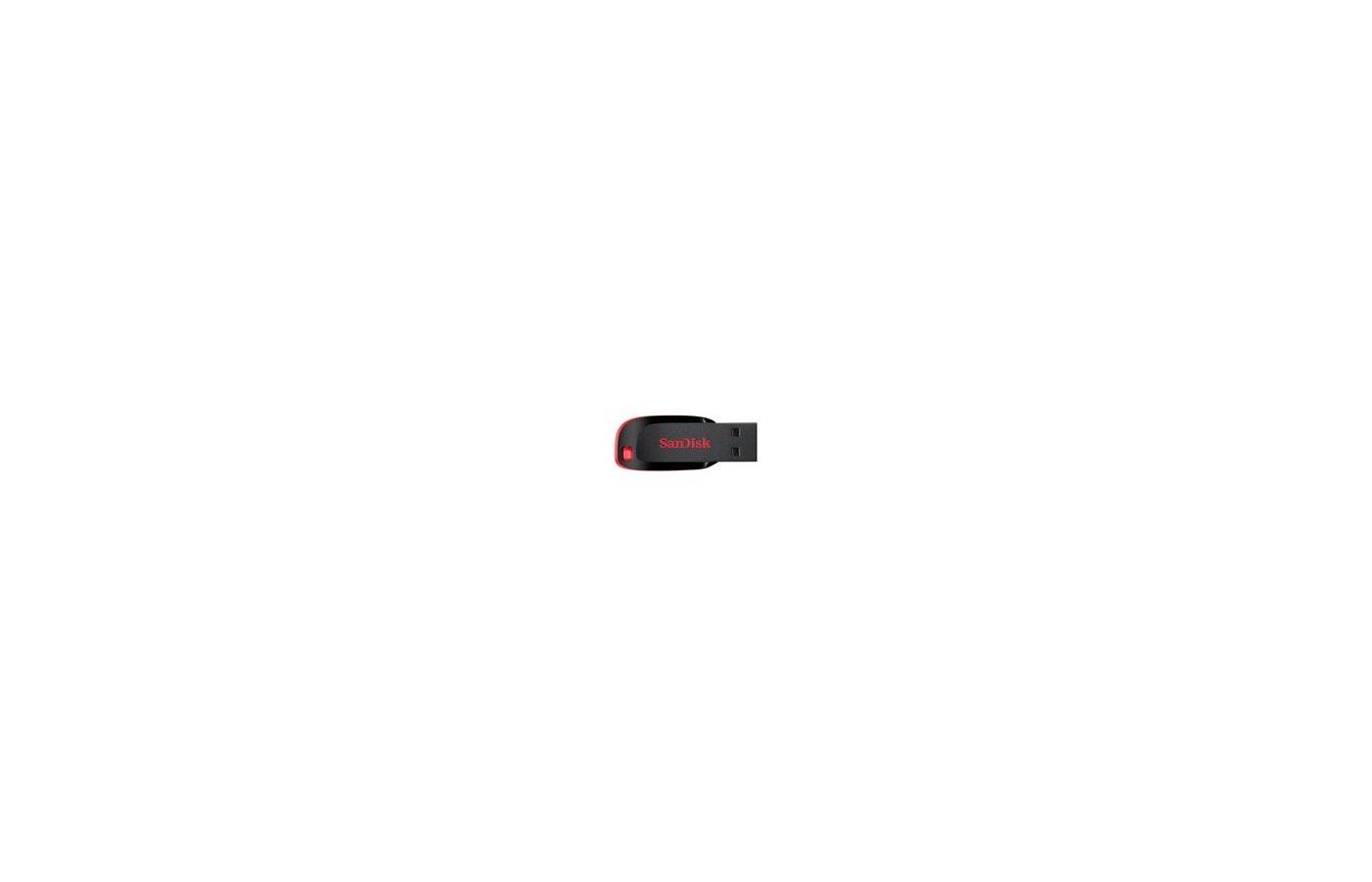 Флеш-диск Sandisk 16Gb Cruzer Blade SDCZ50-016G-B35 USB2.0 черный