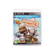 Фото LittleBigPlanet 3 (PS3 русская версия)