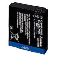 Hama H-46886 Li-Ion CP 886 7.6В/1050мАч/7.2Вт для фотокамер GoPro HD Hero 5зв
