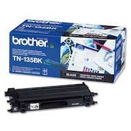 Фото Картридж лазерный Brother TN135BK