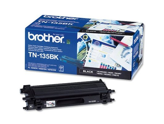 Картридж лазерный Brother TN135BK