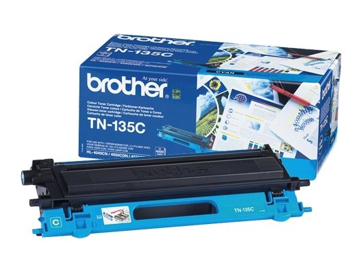 Картридж лазерный Brother TN135C
