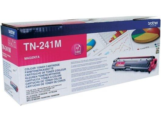 Картридж лазерный Brother TN241M