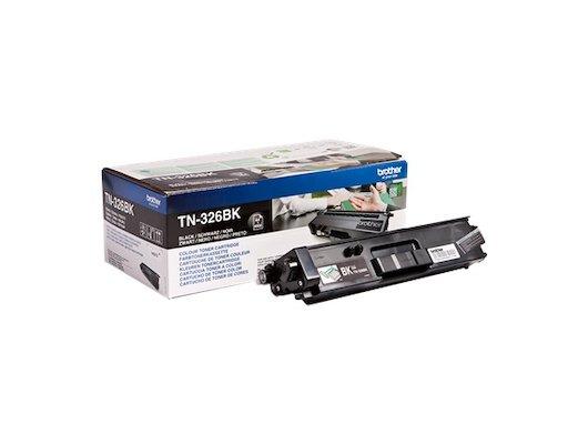 Картридж лазерный Brother TN326BK