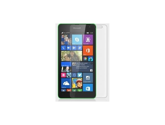 Стекло Vipo пленка для Nokia Lumia 535 прозрачная