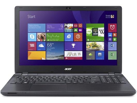 Ноутбук Acer E5-521-43J1 /NX.MLFER.026/ AMD A4 6210/2Gb/500Gb/DVDRW/Radeon R3/15.6/WiFi/Win8