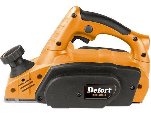 Электрорубанок DEFORT DEP-900-R