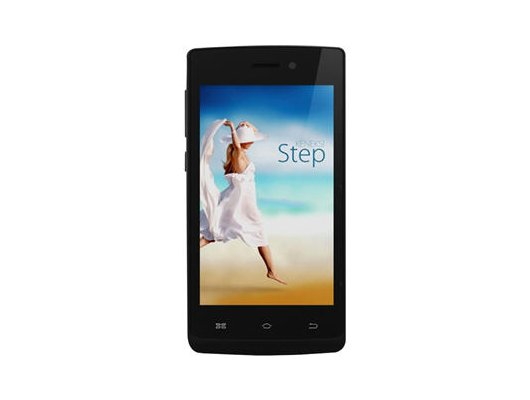 Смартфон KENEKSI Step Black