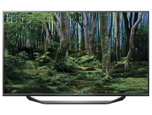 4K (Ultra HD) телевизор LG 40UF771V