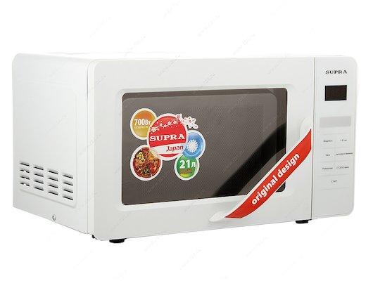 Микроволновая печь SUPRA MWS-2105 SW