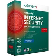 Фото Компьютерное ПО Kaspersky Internet Security Multi-Device Russian Ed. 3-Device 1 year Base Box (KL1941RBCFS)