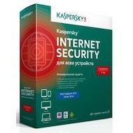 Фото Компьютерное ПО Kaspersky Internet Security Multi-Device Russian Ed. 5-Device 1 year Base Box (KL1941RBEFS)