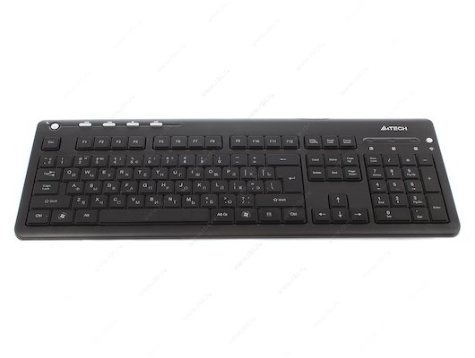 Клавиатура проводная A4Tech KD-126 USB