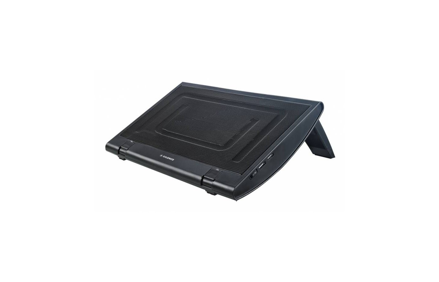 """Подставка для ноутбука Xilence M600 (COO-XPLP-M600.B) 15""""/2xUSB/1x200mm FAN/Metal+Plastic/Black"""