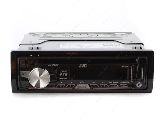 Автомагнитола JVC KD-R567EED