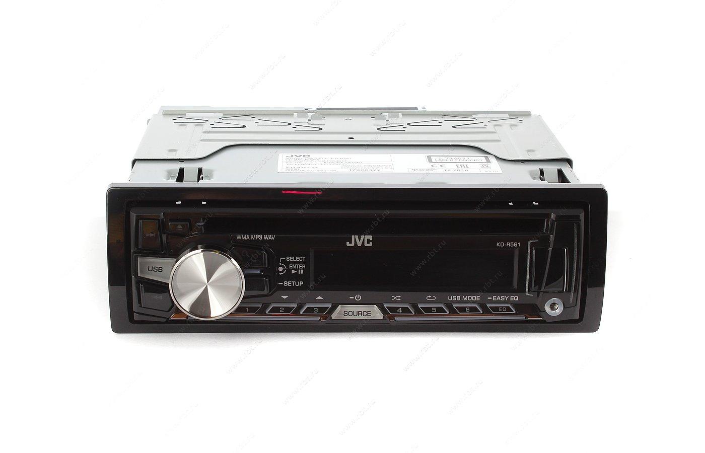Автомагнитола JVC KD-R561EY