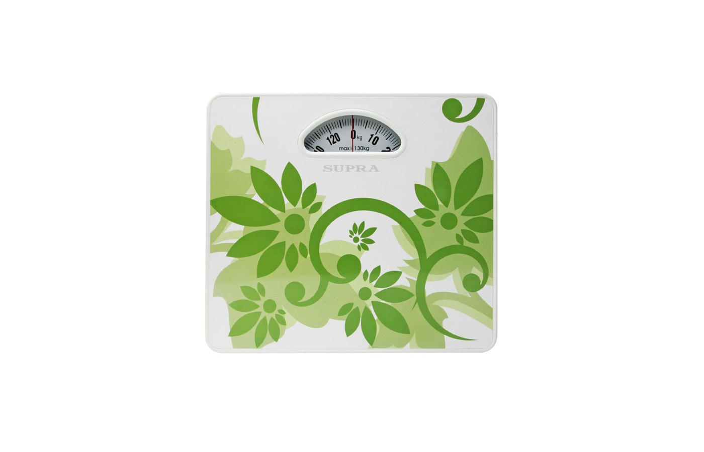 Весы напольные SUPRA BSS-4060 green