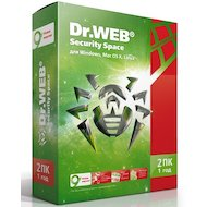 Фото Компьютерное ПО Dr.Web Security Space 2 ПК/1 год (BHW-B-12M-2-A3)
