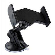 Держатель для планшетного ПК Wiiix KDS-2 крепление на стекло черный