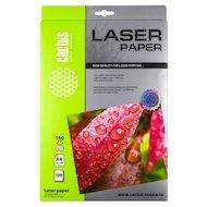 Фотобумага Cactus CS-LPA4160100 A4/160г/м2/100л./белый глянцевое для лазерной печати