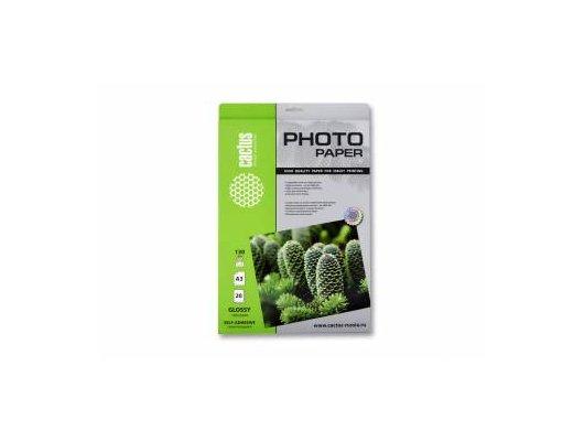 Фотобумага Cactus CS-GSA313020 A3/130г/м2/20л. глянцевое самоклей. для струйной печати