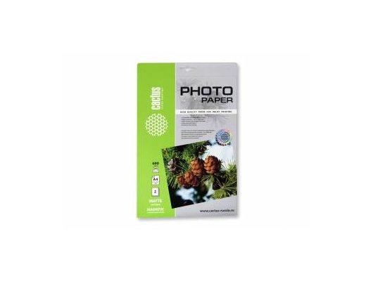 Фотобумага Cactus CS-MMA46902 с магнитным слоем A4/690г/м2/2л./белый матовое для струйной печати