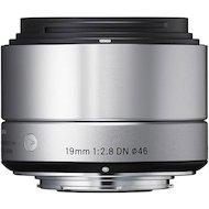 Объектив Sigma AF 19mm f/2.8 DN/A Micro 4/3 Silver