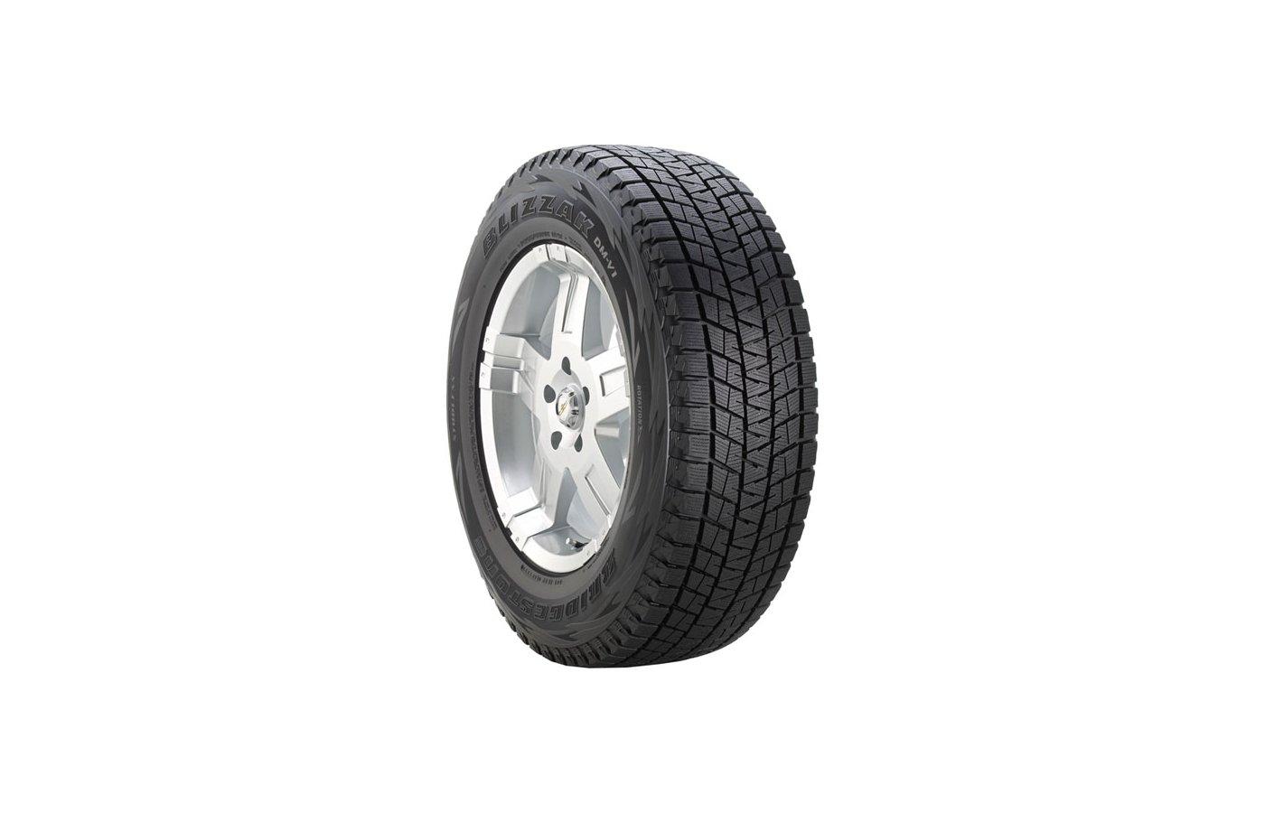 Шина Bridgestone Blizzak DM-V1 225/65 R18 TL 103R