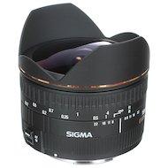 Фото Объектив Sigma AF 15mm f/2.8 EX DG DIAGONAL FISHEYE CANON