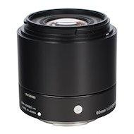 Фото Объектив Sigma AF 60mm f/2.8 DN/A Micro 4/3 Black