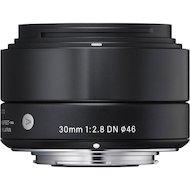 Фото Объектив Sigma AF 30mm f/2.8 DN/A Sony E (NEX) Black
