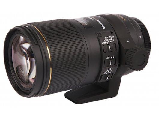 Объектив Sigma AF 150mm f/2.8 APO MACRO EX DG OS HSM NIKON