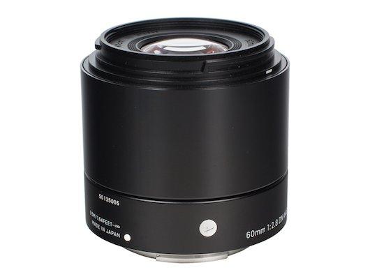 Объектив Sigma AF 60mm f/2.8 DN/A Micro 4/3 Black