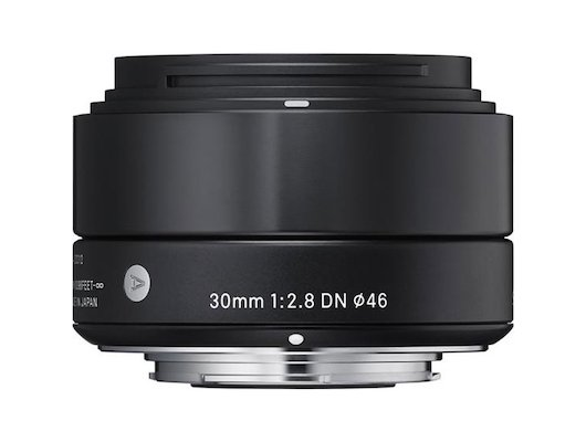 Объектив Sigma AF 30mm f/2.8 DN/A Sony E (NEX) Black