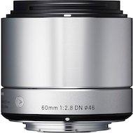 Фото Объектив Sigma AF 60mm f/2.8 DN/A Micro 4/3 Silver