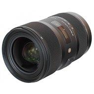 Фото Объектив Sigma AF 18-35mm F1.8 DC HSM SONY