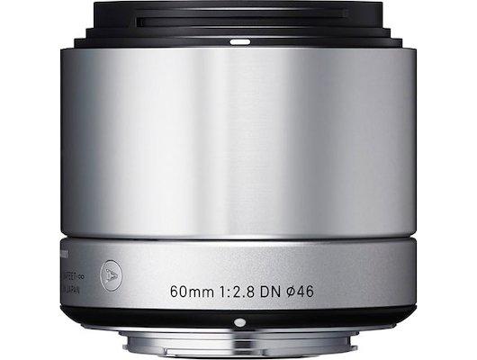 Объектив Sigma AF 60mm f/2.8 DN/A Micro 4/3 Silver