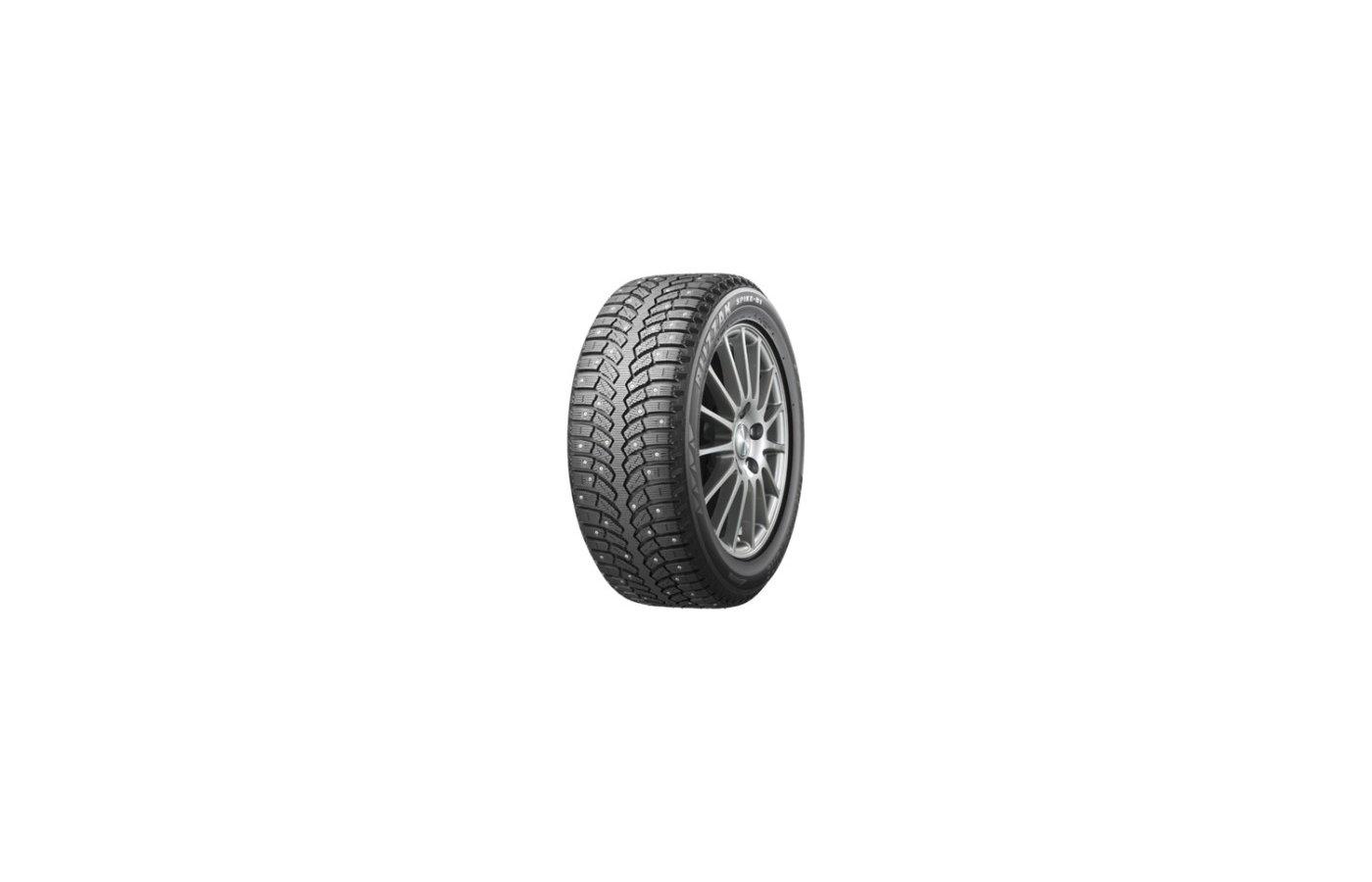 Шина Bridgestone Blizzak Spike-01 185/55 R15 TL 82T шип