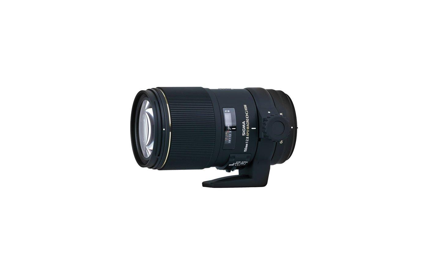 Объектив Sigma AF 150mm f/2.8 APO MACRO EX DG OS HSM SONY
