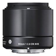 Объектив Sigma AF 60mm f/2.8 DN/A Sony E (NEX) Black