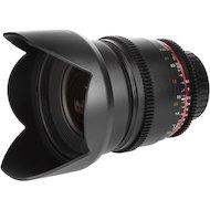 Фото Объектив SAMYANG MF 16mm T2.2 ED AS UMC CS VDSLR Canon EF