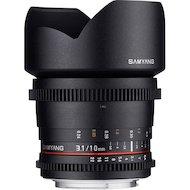 Объектив SAMYANG MF 10mm T3.1 VDSLR Nikon