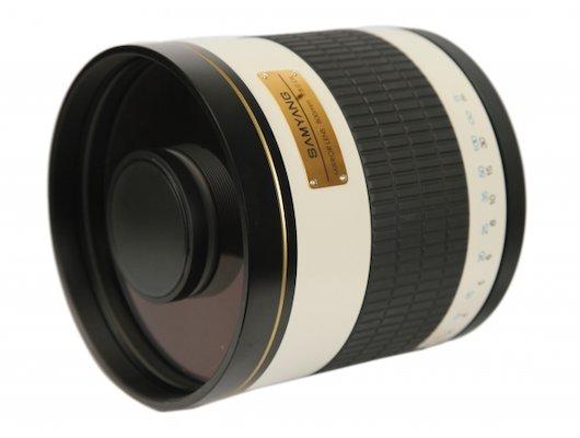 Объектив SAMYANG MF 800mm f/8.0 Mirror T-mount