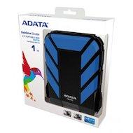 "Фото Внешний жесткий диск A-Data USB 3.0 1Tb HD710-1TU3-CBL 2.5"" синий"