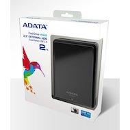 """Фото Внешний жесткий диск A-Data USB 3.0 2Tb AHV620-2TU3-CBK 2.5"""" черный"""